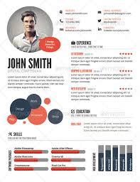 Resume Template Creator by Top 5 Infographic Resume Templates U2026 Pinteres U2026