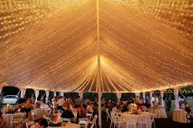 wedding tent lighting tent lighting ideas string lights photo goodwin events