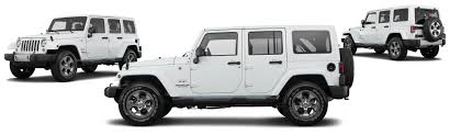 jeep rubicon white 2017 2017 jeep wrangler unlimited 4x4 chief edition 4dr suv research