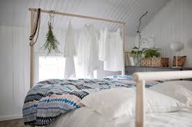 Canopy Bed Curtains Ikea by