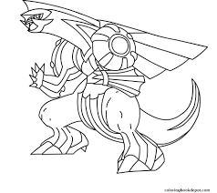 pokemon noir et blanc coloring pages