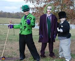 Penguin Halloween Costumes Riddler Joker Penguin Homemade Halloween Costumes