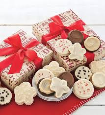 cookie gift and bright cookie gift boxes