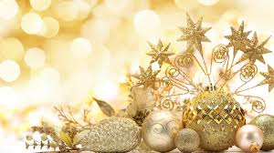 New Year Decoration Ideas Home Christmas Decorations Haammss Images Golden Hd Wallpaper And
