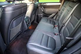 volkswagen touareg interior 2015 2014 volkswagen touareg tdi r line review 7 things to know