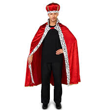 Halloween Adults Costumes Royal Majesty King Costume Buycostumes