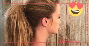 Hochsteckfrisurenen Ohne Haargummi by Frisuren Für Dickes Haar 6 Einfache Looks Erdbeerlounge De