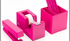 Pink Desk Organizers And Accessories Amazing Superb Pink Office Desk Office Decoration Office Decor