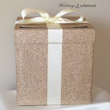 Wedding Gift Gold 19 Best Wedding Card Boxes Images On Pinterest Wedding Card
