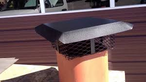 your fireplace chimney or wood burning stove needs a chimney cap