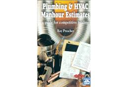 Ductwork Estimating For Hvac by Plumbing Hvac Manhour Estimates Mechanical Trades Books And