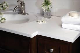Corian Bathroom Countertops Custom Corian Bathroom Vanity Tops Best Bathroom Decoration