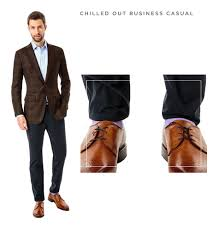 decoding the dress code business casual for the manager