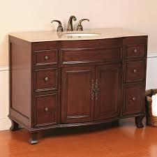 bathroom 42 inch vanity rustic vanity cabinet menards