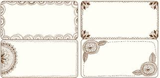 freebie fridays printable notepads and labels ruffled