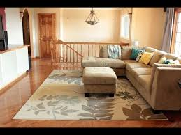 Dining Room Carpet Size - area rug sizes area rug size for dining room table youtube
