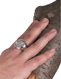 large mens rings images Greek jewelry shop rings 1129 large mens dionysus bacchus coin jpg