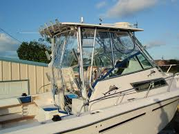 Boat Seat Upholstery Replacement Grady White Spray Curtains And Replacement Cushions Bb Upholstery