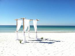 Beach Wedding Panama City Beach Weddings Nuptials Wedlock Union Matrimony