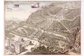 New York Botanical Garden Map by Flora Illustrata At The New York Botanical Gardens
