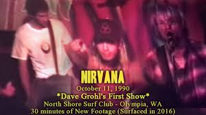 new footage nirvana 10 11 90 full screen aud1 olympia wa