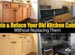 Updating Existing Kitchen Cabinets Awesome Dark Kitchen Cabinets With Light Wood Floors Including