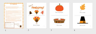free thanksgiving preschool printables montessori nature