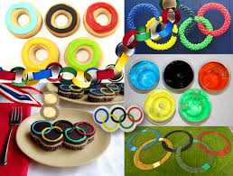 Olympic Games Decorations Do This In The Dining Room And Living Room Chandelier And Fan As