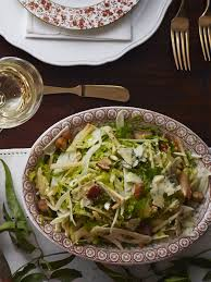 brussels sprout and chestnut salad recipe