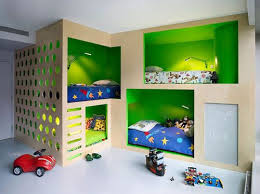 Best Bunk Beds Images On Pinterest Triple Bunk Beds Children - Modern bunk beds for kids