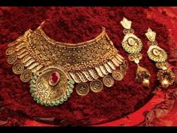 tanishq wedding jewellery collection gold jewellery