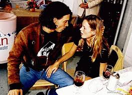 moss and one of my favorite photos of kate moss and johnny depp