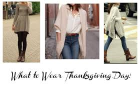 what to wear thanksgiving day chelsea crockett