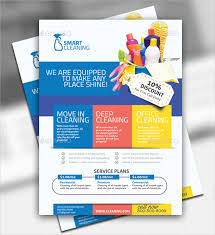 commercial cleaning brochure templates 21 cleaning flyer templates free premium