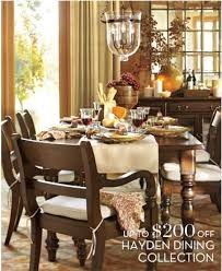 Best Pottery Barn Dining Room Images On Pinterest Farm Tables - Pottery barn dining room table