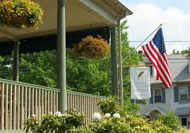American House Flag Our Bed And Breakfast Lodging In Lehigh Valley Pa