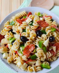 pasta salda italian pasta salad