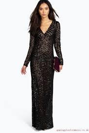 womens clothing party dresses boutique mia sequin u0026 mesh plunge