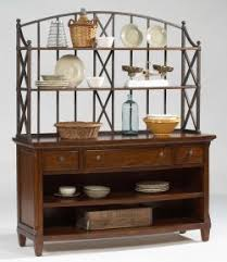 kitchen hutch and sideboard from flexsteel industries product