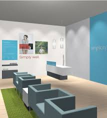 Interior Branding Design Wadsworth Design Simplicity Laser