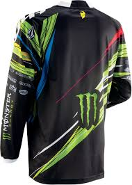 thor motocross jersey thor mens phase pro circuit monster energy jersey motocross