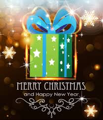 merry christmas and happy new year free vector download 12 886