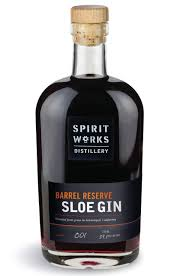 new booze barrel aged sloe gin rum from grenada 5 year old