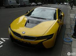 bmw i8 gold bmw i8 18 november 2017 autogespot