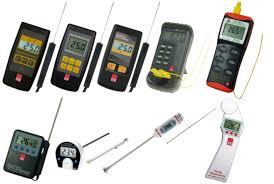 thermometre chambre b thermomètre à sonde numérique portable industriel b b thermo