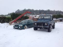 subaru snow what proper 4x4 for mud snow ice page 2 off road pistonheads