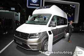 volkswagen concept 2017 volkswagen california xxl concept showcased at iaa 2017 live