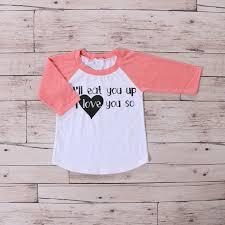 valentines shirts glitter monogram valentines raglan shirt amazoncom bullet