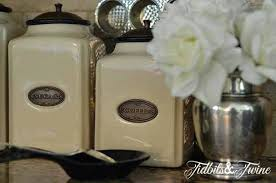 decorative canister sets kitchen decorative kitchen canisters farmhouse modern design and 800x800 3