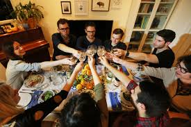 how people celebrate thanksgiving this is how to celebrate u0027friendsgiving u0027